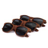 Wooden Sunglasses – Puiset Aurinkolasit – Made of real wood – AARNI