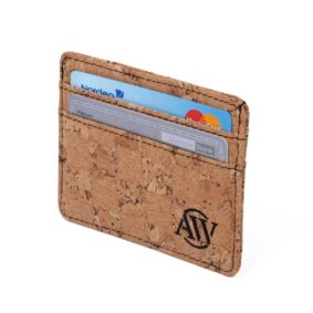 Card Holder made of Cork by Aarni
