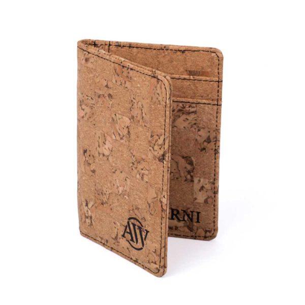 Cork Wallet by Aarni