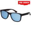 Wooden Sunglasses - AARNI - Made of Ebony Wood with Carbon Core - Puiset aurinkolasit hiilikuituytimellä