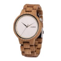 Wooden Watch – Wood Watch – Puinen Rannekello – Aarni XO