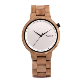 Wooden Watch - Wood Watch - Puinen Rannekello - Aarni XO