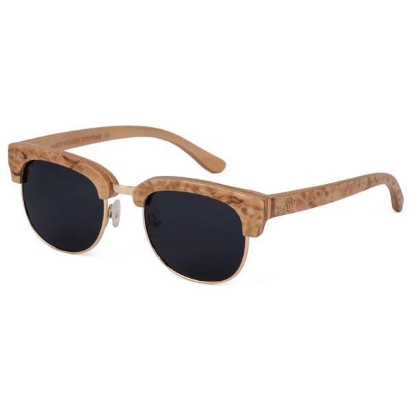 Wooden Sunglasses – Puiset Aurinkolasit – Made of real wood – AARNI