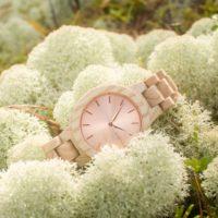 Aarni Vega Wood Watch – Puinen kello – Aitoa puuta ja laadukas koneisto