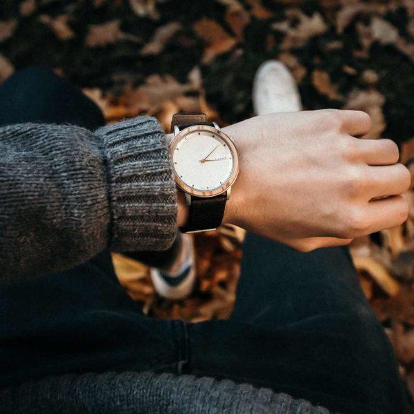 Aarni Loihi Olive Watch