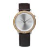 Aarni Loihi Olive - Elk Leather Band - Swiss movement