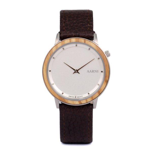 Wooden Watch – Wood Watch – Puinen Rannekello – Aarni Loihi
