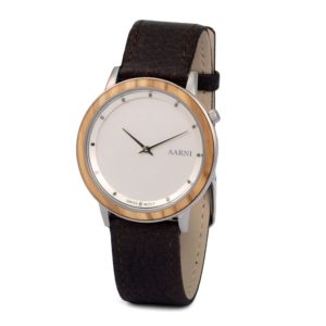 Wooden Watch - Wood Watch - Puinen Rannekello - Aarni Loihi