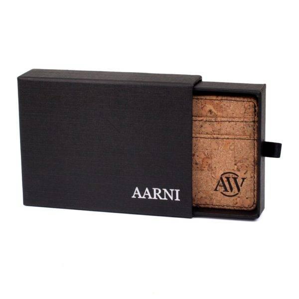 Aarni Cork Wallet - Korkkilompakko