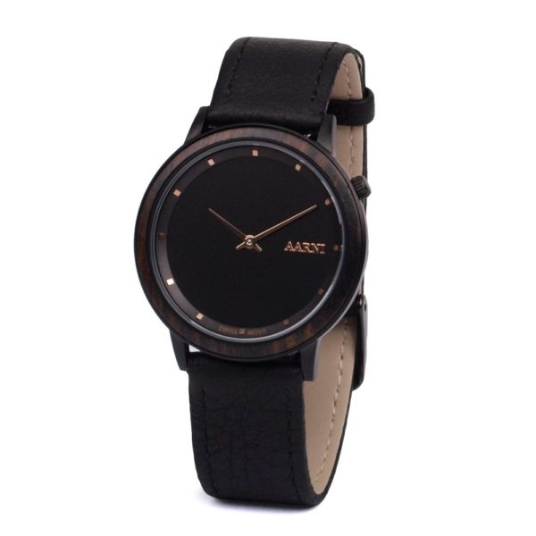 Wooden Watch - Wood Watch - Puinen Rannekello - Aarni Loihi