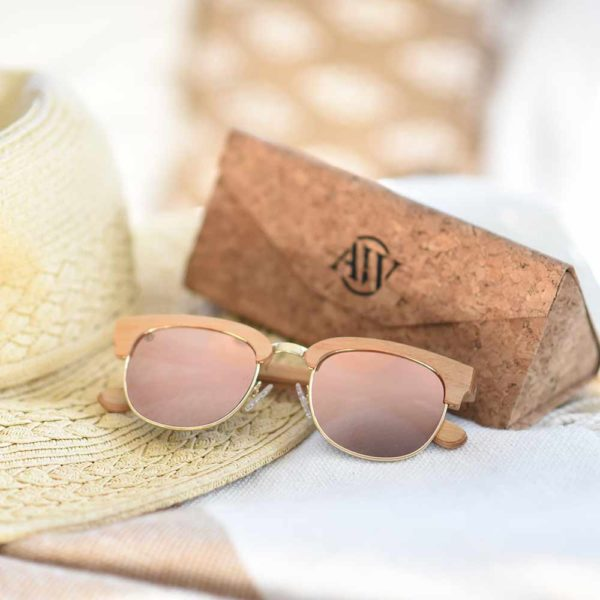 Aarni Wooden Sunglasses - Puiset Aurinkolasit – Elegant style and durable frames