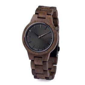 Wooden Watch - Wood Watch - Puinen Rannekello - Aarni Vega