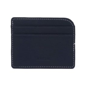 Aarni Elk Leather Card Holder - Hirvennahkainen korttikotelo