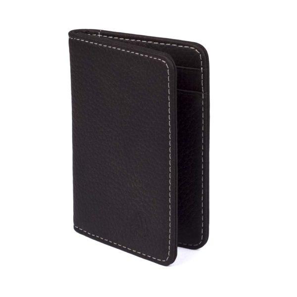 Aarni Elk Leather Wallet - Hirvennahkainen lompakko