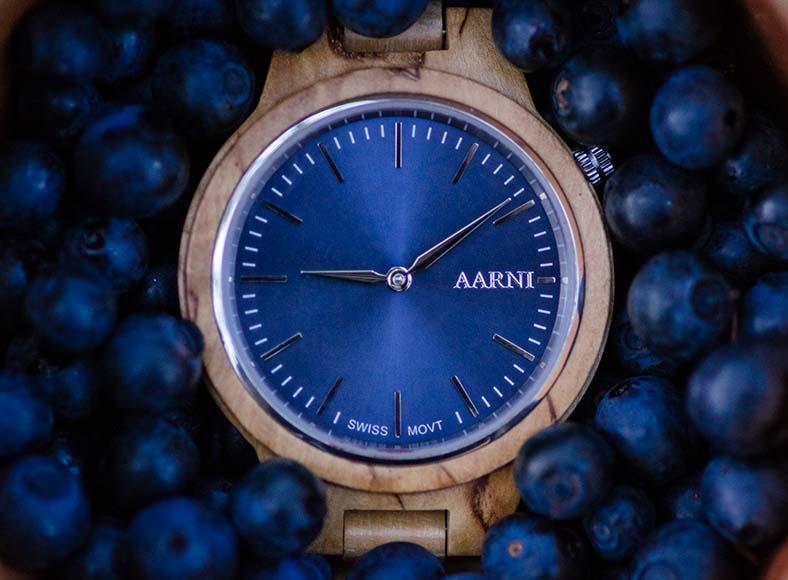 Aarni Wood Watches - Puiset kellot
