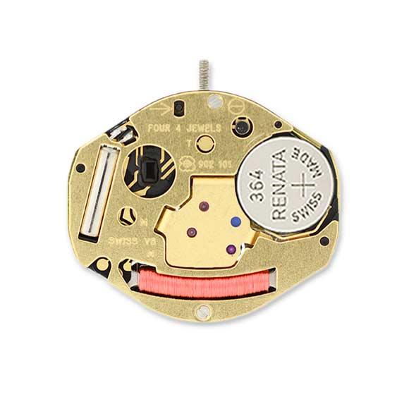 ETA 902.101 movement - Aarni Watches