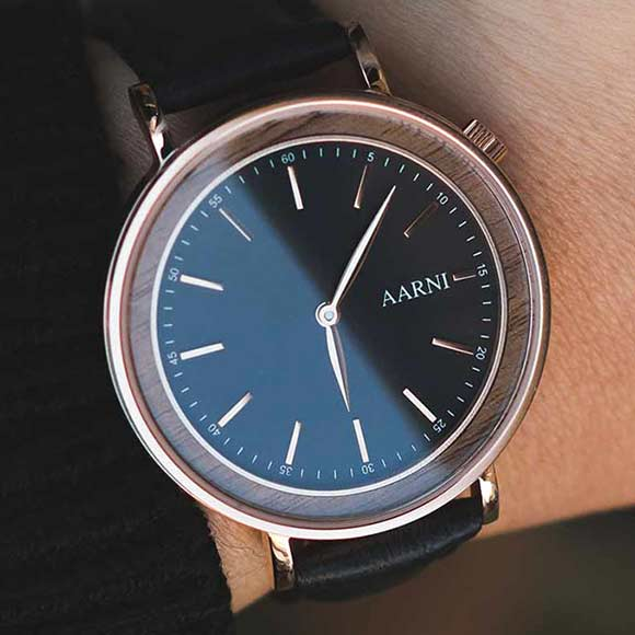 Aarni Aurora - Elegant Watch for women
