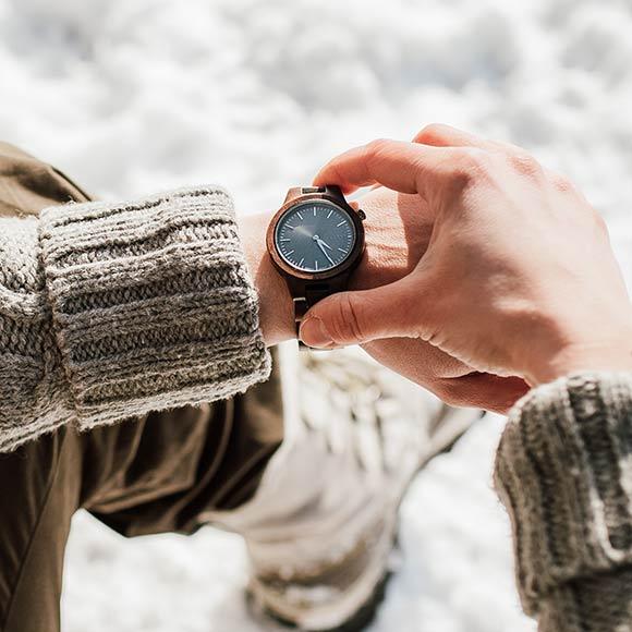 Aarni Wood Watch - Premium Watch with Scandinavian Design