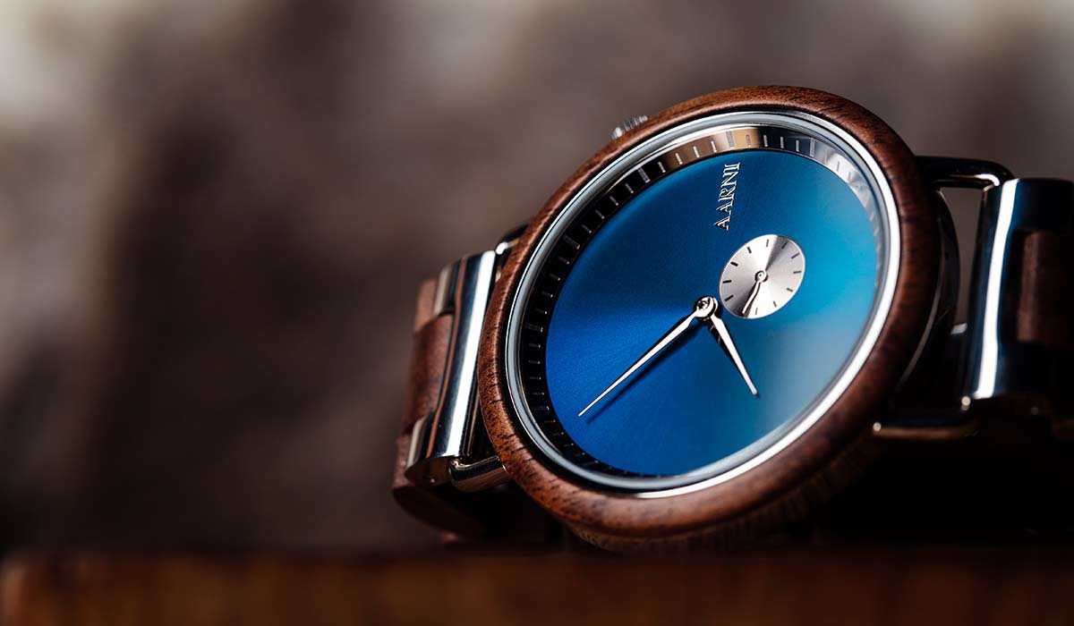 Premium Wooden Watches by Aarni - Puiset Kellot