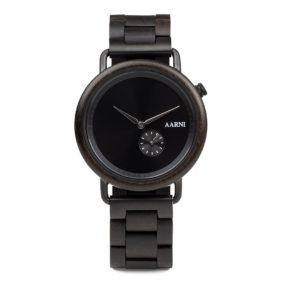 Aarni Sirius - Elegant Wood Watch for Men - Upea puinen kello miehille