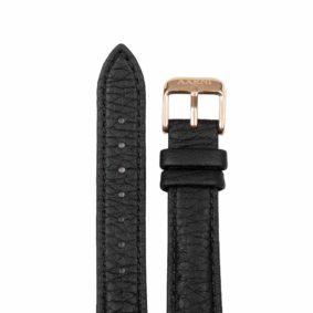 Elk Leather band 16mm for Watches - Hirvennahkainen ranneke 16mm rannekelloihin - Aarni