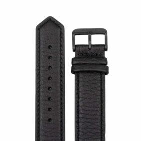 Elk Leather band 20mm for Watches - Hirvennahkainen ranneke 20mm - Aarni
