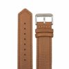 Elk Leather band 20mm for Watches - Hirvennahkainen ranneke 20mm - Aarni