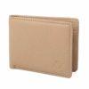 Elk Leather Wallet - Compact size and superior full grain elk leather - Hirvennahkainen lompakko - Aarni