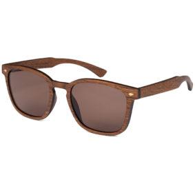 Aarni Brooks Puiset Aurinkolasit - Klassinen tyyli nyt puisena versiona. - Wooden Sunglasses by Aarni