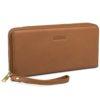 Elk Leather Clutch Wallet - Premium Finnish Elk Leather - Aarni- Hirvennahkainen Clutch-lompakko